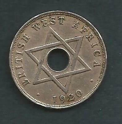 British West Africa - 1920 - 1 Penny
