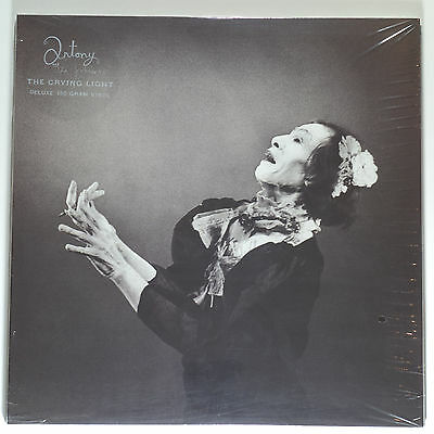 ANTONY AND THE JOHNSONS - The Crying Light **UK-Vinyl-LP**NEW**incl. CD**