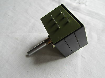 Alps 50KX2 volume control potentiometer pot NOS QUAD 34 pre amp preamplifier vol