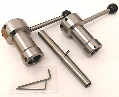 NEW 2MT TAILSTOCK DIE HOLDER IMPERIAL ML7 / SUPER 7 / ML10 Direct from Myford