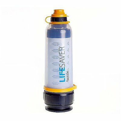 Extreme Lifesaver 4000 LITERS FILTRATION WATER FILTER BOTTLE 4000UF
