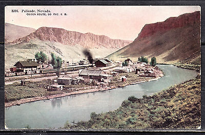 Palisade, NV, 5314, Ogden Route, So. Pac. R.R.