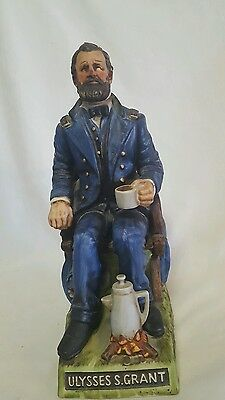 Mccormick Disterilly's Ulysses S Grant Empty Decanter