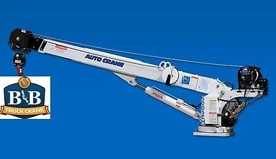 Auto Crane Ehc-5, 20' Reach, Omnex Wireless Control