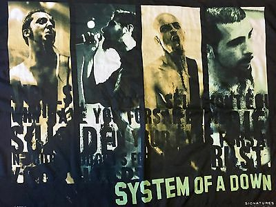 System Of A Down Flag