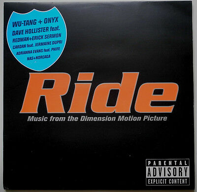 ★★2 x LP UK**VARIOUS - RIDE (MUSIC FROM THE DIMENSION MOTION PICTURE)★★18849