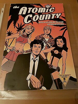 The OC Atomic County Comic