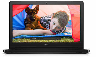 "New Dell 15.6"" FHD Intel Core i7-6500U 3.1GHz 8GB 1TB Laptop DVDRW W10H 1Yr"