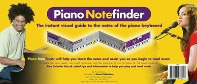 Piano Note Finder *NEW* Instant Visual Keyboard Guide