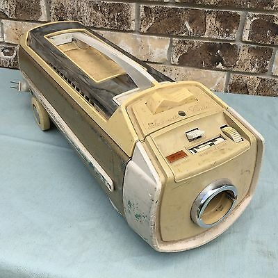 Vintage Electrolux Super J 1401 Vacuum Cleaner Canister Working Retractable Cord