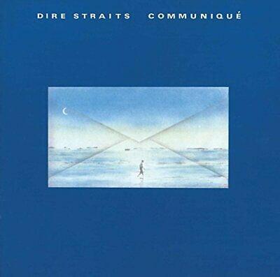 Dire Straits - Communique - Dire Straits CD E3VG The Cheap Fast Free Post The
