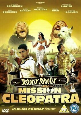Asterix & Obelix: Mission Cleopatra (DVD) - DVD  MEVG The Cheap Fast Free Post