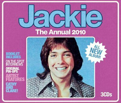 Various Artists - Jackie: The Annual 2010 - Various Artists CD 30VG The Cheap