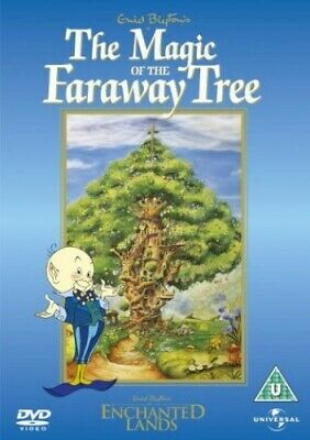 The Magic Of The Faraway Tree [DVD] - DVD  O8VG The Cheap Fast Free Post