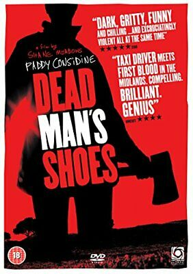 Dead Man's Shoes [DVD] [2004] - DVD  1YVG The Cheap Fast Free Post