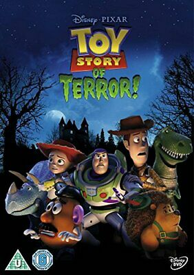 Toy Story of Terror [DVD] - DVD  2CVG The Cheap Fast Free Post