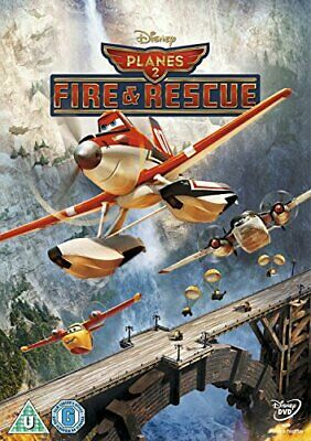 Planes 2: Fire and Rescue [DVD] - DVD  OGVG The Cheap Fast Free Post