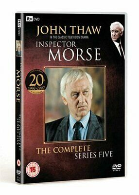 Inspector Morse: Series 5 [DVD] - DVD  SOVG The Cheap Fast Free Post