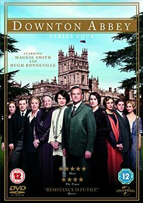 Downton Abbey - Series 4 [DVD] [2013] - DVD  1UVG The Cheap Fast Free Post