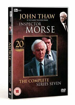 Inspector Morse: Series 7 [DVD] - DVD  T8VG The Cheap Fast Free Post
