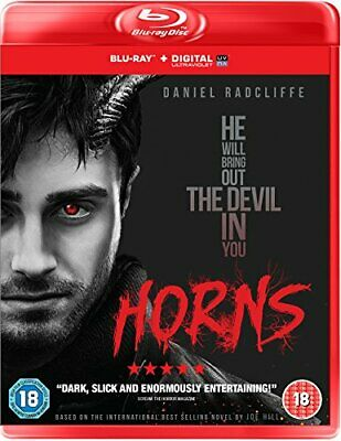 Horns [Blu-ray + UV Copy] [2015] - DVD  PKVG The Cheap Fast Free Post