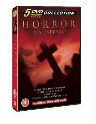 Horror and Suspense - Horror & Suspense Box Set [House On Haunted... - DVD  3WVG