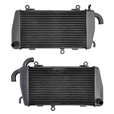 Left and Right Radiator Cooler Cooling For Honda GL1800 Goldwing 2002-2005 UK