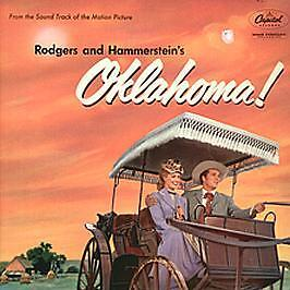 Rodgers & Hammerstein - Oklahoma! - Capitol Records - 1958 #743599