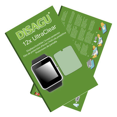12x UltraClear Screen Protector for GT08