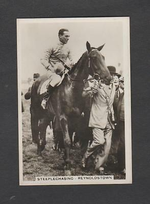 1935,J.A.PATTREIOUEX,SPORTING EVENTS AND STARS,*REYNOLDSTOWN* CARD No 33