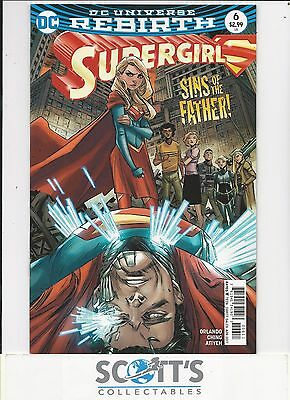 Supergirl   #6  New   (Bagged & Boarded) Freepost
