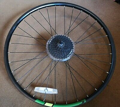 """Rear Cycle Wheel - 27.5"""" (650b) Disc Brake. Including 8 speed Shimano REDUCED"""