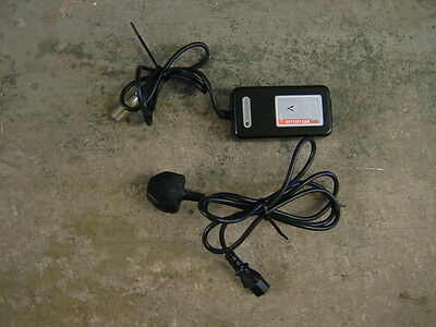 HIGH POWER TECH MOBILITY SCOOTER/POWERCHAIR 24v 2a SLA/GEL BATTERY CHARGER.