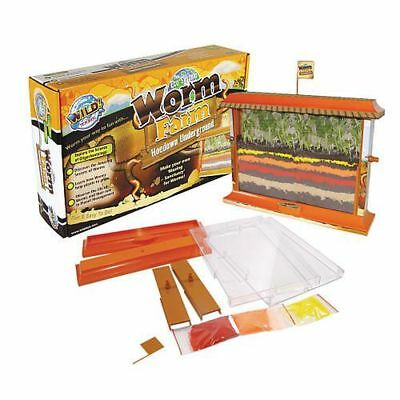 Worm Farm - Wild Science