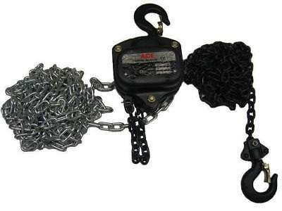 5 Ton 3 Metre Chain Block - 5000KG / Lift / Manual / Hand / Hoist / Tackle
