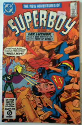 Superboy 48 DC COMIC VF GLOSSY May 1983 GIL KANE COVER modern age MORE LISTED
