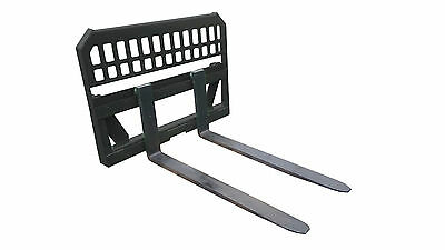 New Pallet Forks for Case Loaders/Tractors with the Global, Euro Style Coupler