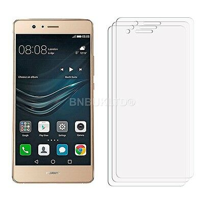2 Pack Crystal Clear invisible screen protector for Huawei P9 Lite