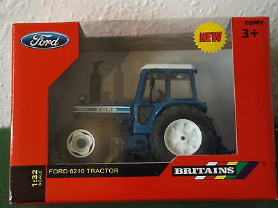 Britains  1;32 Scale Ford 8210  Tractor Conversion Type 2 New    Boxed