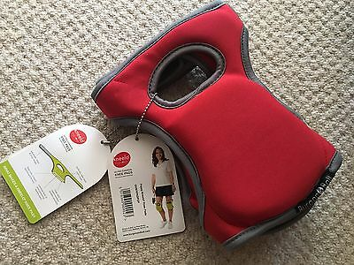 Poppy Red Kneelo Knee Pads By Burgon & Ball
