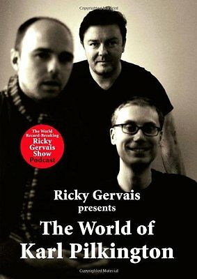 World of Karl Pilkington by Pilkington  Karl Paperback New  Book