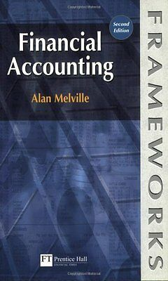 Financial Accounting by Melville  Alan Paperback New  Book