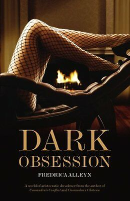 Dark Obsession by Fredrica Alleyn New Paperback Book