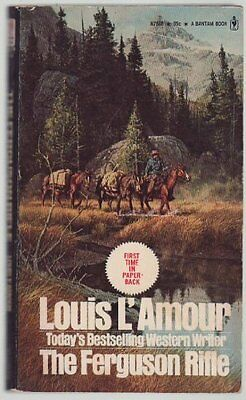 Ferguson Rifle by Louis L'Amour New Paperback Book