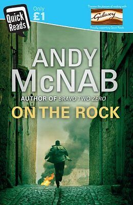 On the Rock by Andy McNab New Paperback Book