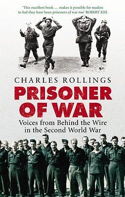 Prisoner of War by Charles Rollings New Paperback Book