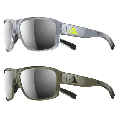 Adidas 2016 AD20 Jaysor Sunglasses Sport Eyewear - Chrome Mirror Lenses