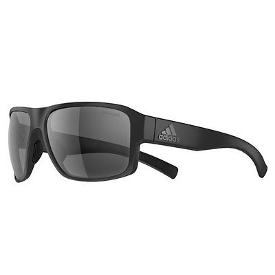 Adidas 2016 AD20 Jaysor Sunglasses - Black Matt - Polarized Lenses