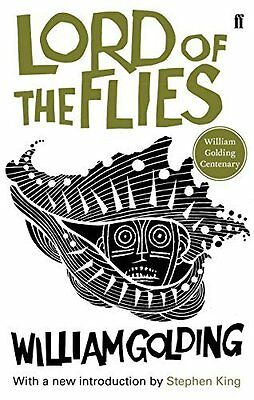 Lord of the Flies by Golding  William Paperback New  Book