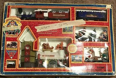 Holiday Nutcracker Express Train Christmas
